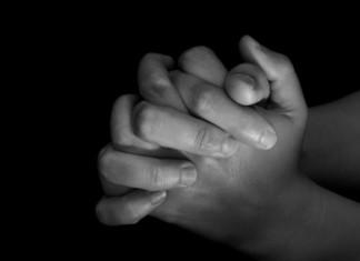 La prière d'une grand-mère
