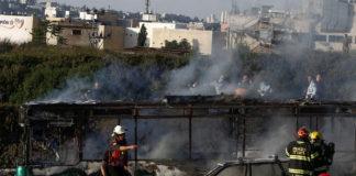 Attentat à Jérusalem : au moins 21 blessés