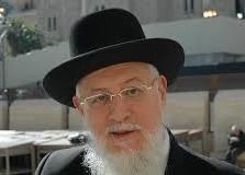 Le Grand Rabbin Sitruk