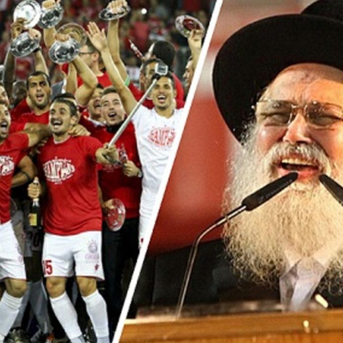 « Respectez le Chabbath et… vous gagnerez tous vos matchs ! »
