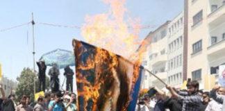 3 ans de prison et 50 000 shekels d'amende pour avoir brûlé le drapeau d'Israël